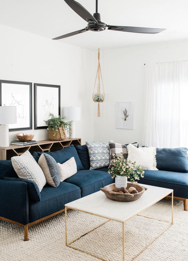 7 Modern Ceiling Fans That Wont Break The Bank Or Your