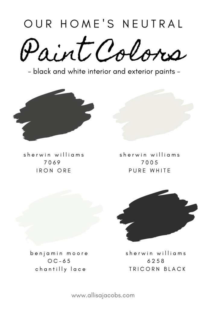 The Best Neutral Paint Colors For Any Space Allisa Jacobs